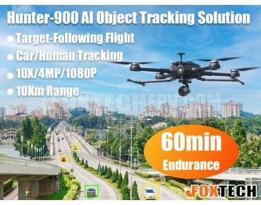 Foxtech Hunter-900AIObjectTrackingSolution