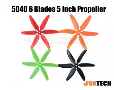 5040 6 Blades Propeller