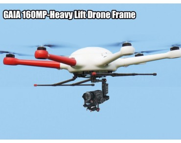 GAIA 160MP-Heavy Lift Drone Frame