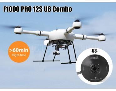 F1000 Pro 12S U8 NO FC Combo