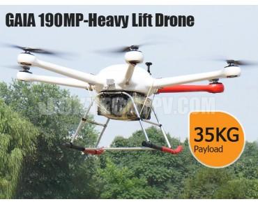 GAIA 190MP-Heavy Lift Drone-A3 ARF
