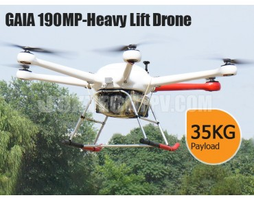 GAIA 190MP-Heavy Lift Drone-CUAV V5+ Combo