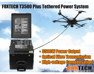 FOXTECH T3500 Plus Tethered Power System