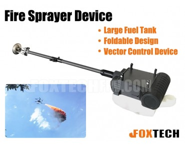 Fire Sprayer Device