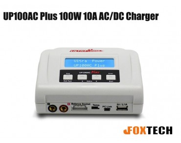 Ultra Power UP100AC PLUS 100W 10A AC/DC Charger