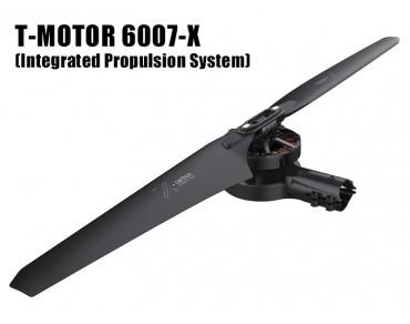 T-MOTOR 6007-X ARM SRT(Integrated Propulsion System)