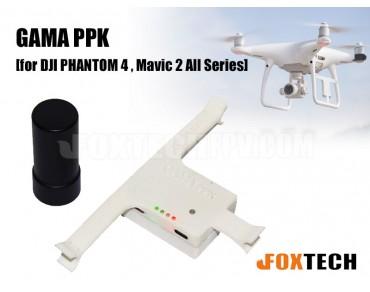GAMA PPK Kit for DJI PHANTOM 4 and Mavic 2 All Series