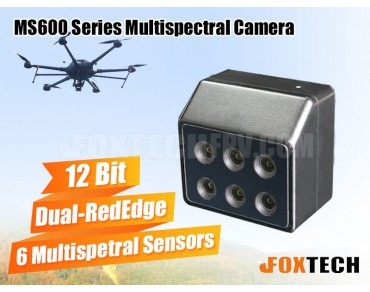 MS600 Series Multispectral Camera
