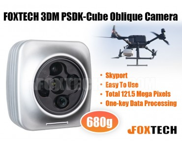 Foxtech 3DM PSDK-Cube Oblique Camera