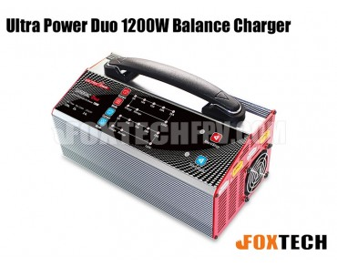 Ultra Power Duo 1200W Balance Charger-110V