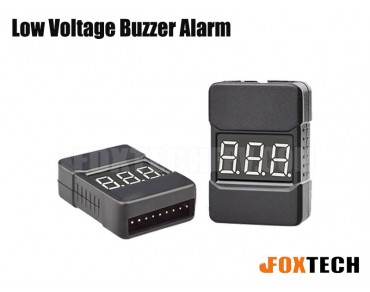 Low Voltage Buzzer Alarm