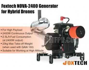 Foxtech NOVA-2400 Generator for Hybrid Drone