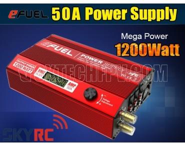 SkyRC eFuel 50A 1200W Power Supply