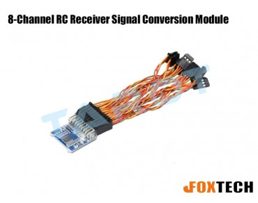 8-Channel RC Receiver Signal Conversion Module TL2981