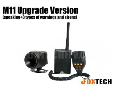 M11 Upgrade Version