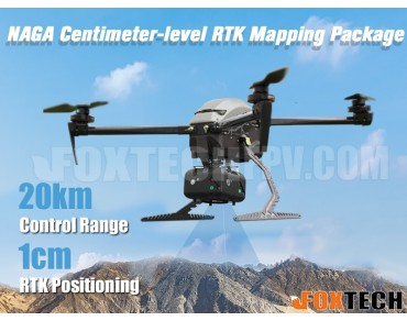Foxtech NAGA Quadcopter RTF Package