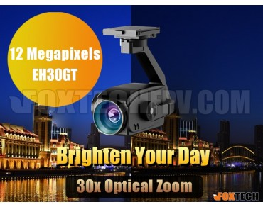 EH30 Series 30x-35x Optical Zoom Camera with 3-axis Gimbal for Multirotor