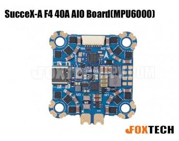 SucceX-A F4 40A AIO Board(MPU6000)
