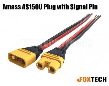 Amass AS150U Plug with Signal Pin