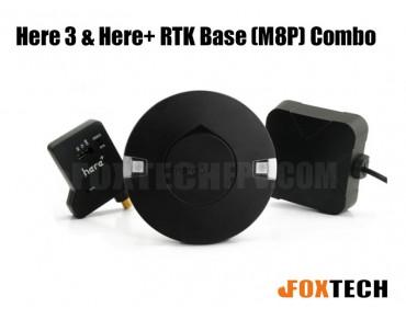 Here 3 & Here+ RTK Base (M8P) Combo