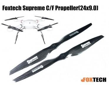 Foxtech Supreme C/F Propeller(24x9.0)