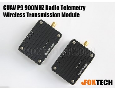 CUAV P9 900MHZ Radio Telemetry Wireless Transmission Module