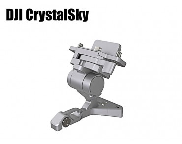CrystalSky - Remote Controller Mounting Bracket