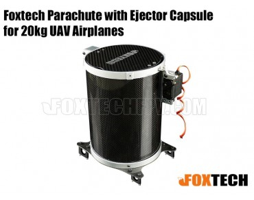 Foxtech Parachute with Ejector Capsule for 20kg UAV Airplanes