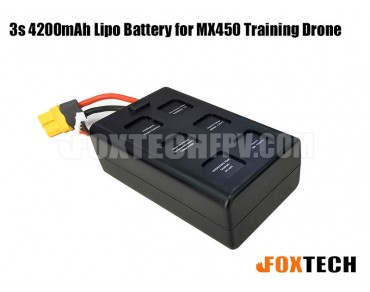 3s 4200mAh Battery for MX450 Training Drone