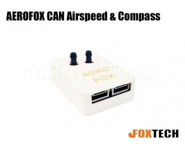 AEROFOX CAN Airspeed & Compass