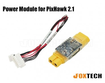 Power Module for PixHawk 2.1