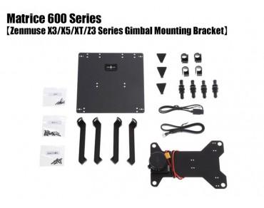 Matrice 600 Series - Zenmuse X3/X5/XT/Z3 Series Gimbal Mounting Bracket