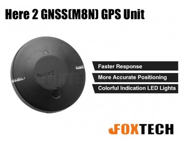 Here 2 GNSS(M8N) GPS Unit