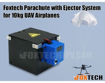 Foxtech Parachute with Ejector System for 10kg UAV