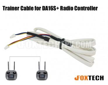 Trainer Cable for DA16S+ Radio Controller