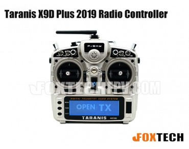 Taranis X9D Plus 2019/X8R Mode II