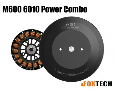 M600 Pro 6010 Power Combo(CCW)