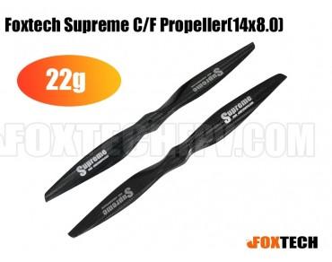 Foxtech Supreme C/F Propeller(14x8.0)