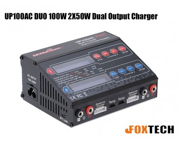 Ultra Power UP100AC DUO 100W 2X50W Dual Output Charger