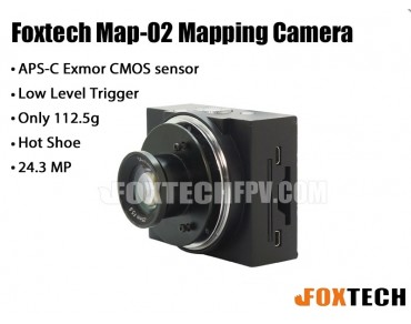 Foxtech Map-02 Mapping Camera-Free Shipping
