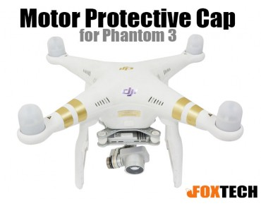 Motor Protective Cap for Phantom 3(4 pieces)