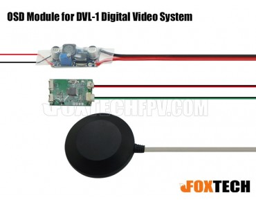OSD Module for DVL-1 Digital Video System