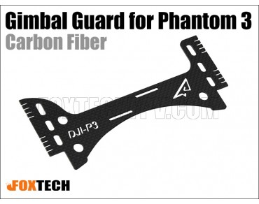Gimbal Guard for Phantom 3(Carbon Fiber)
