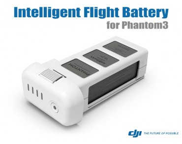 Phantom3-Intelligent Flight Battery(P3-Part12)