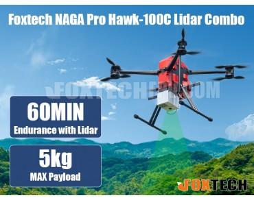 Foxtech NAGA Hawk-100C Lidar Combo