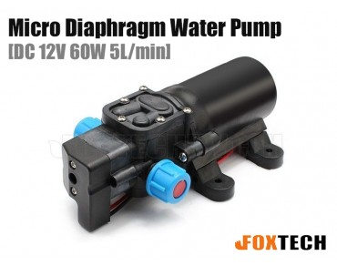 High Pressure Micro Diaphragm Water Pump