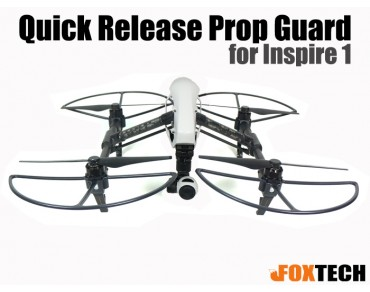 Quick Release Propeller Guard for Inspire1(Black)