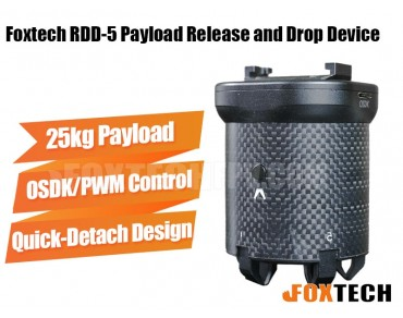 Foxtech RDD-5 Payload Release and Drop Device