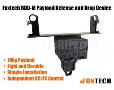 Foxtech RDD-M Payload Release and Drop Device