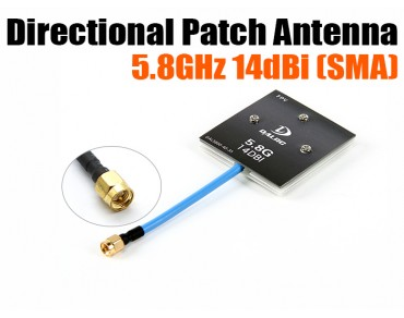 DALRC 5.8GHz 14dBi Directional Patch Antenna